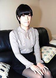 Фото красивых азиаток с самотыком