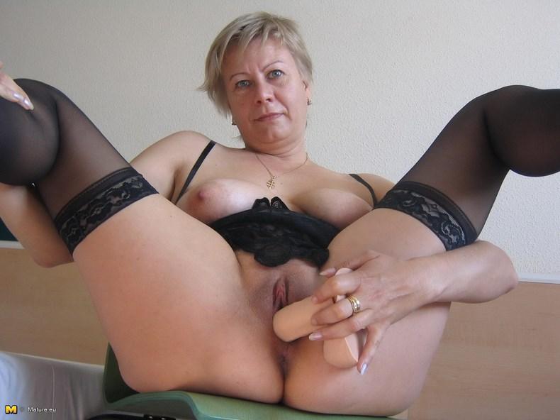 фото похотливых взрослых мамаш