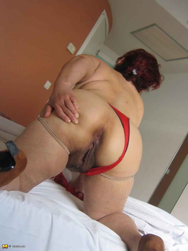 фото пожилых женщин