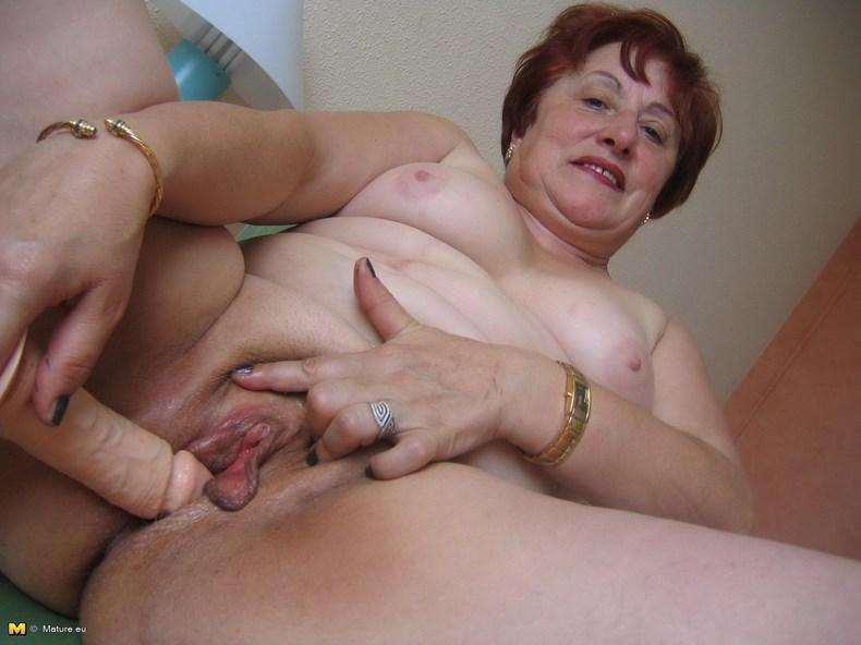 фото пожилых женщин трахают
