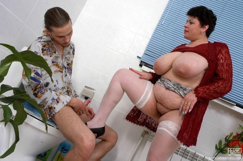 секс с старушками фото