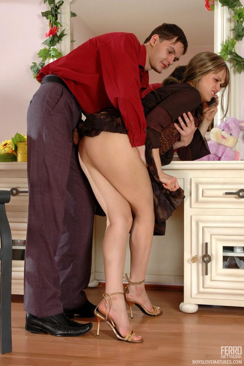 Эротическое фото женщин за 50